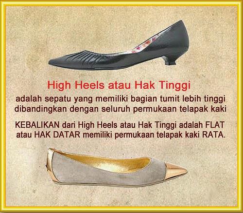 Berapa Ukuran Tinggi Hak Sepatu Wanita  21ad2fee2c