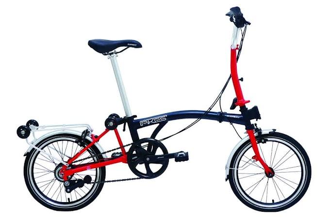 4 Rekomendasi Sepeda Lipat Keren Tapi Tetap Ramah Kantong
