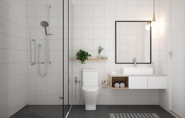 Tips Menata Kamar Mandi Dengan Intelligent Toilet