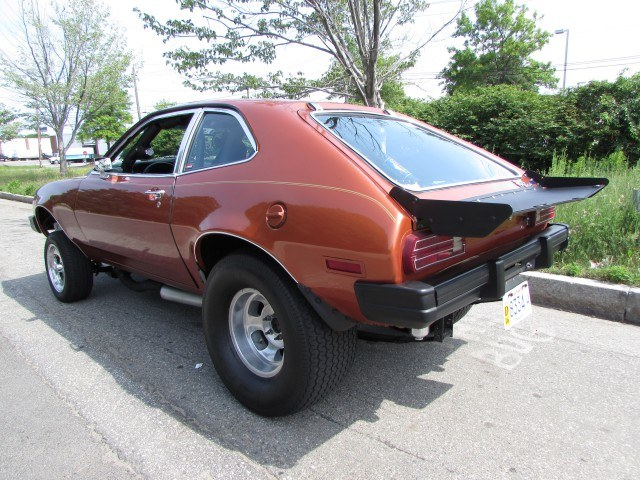 Daily turismo eleven 2nd pony 1980 ford pinto v8 390 v8 that is covered in chrome and souped up on the inside with 450 horsepower to the pavement via a c6 automatic this thing will be a menace at the sciox Gallery