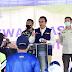 Satgas Covid-19 Jabar,Daud Achmad:Masyarakat Jabar Tetap Harus Disiplin Terapkan Prokes