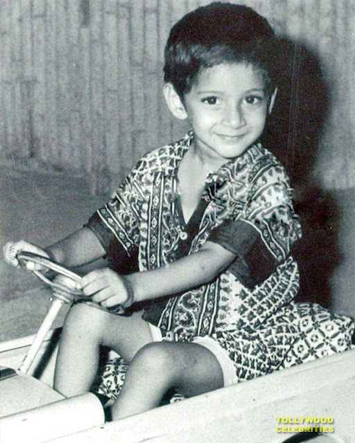 Mahesh Babu Child HD Pics