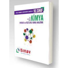 Sınav 10.Sınıf Kimya Etkinlik ve Testlerle Konu Anlatımı