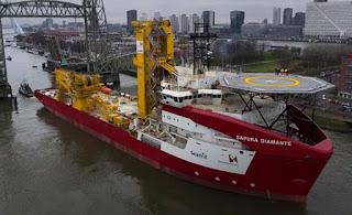 A Sapura Navegação Marítima Abre Vagas