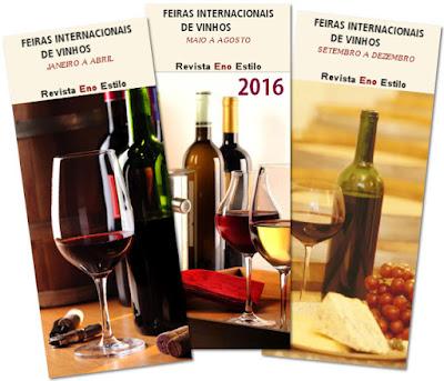 Feiras Internacionais de Vinhos 2016