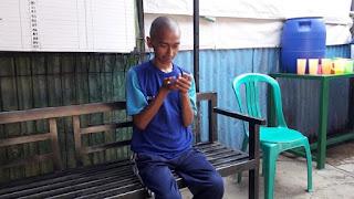 Wawan 'Game', Pria Diduga Gangguan Jiwa Akibat Kecanduan Game