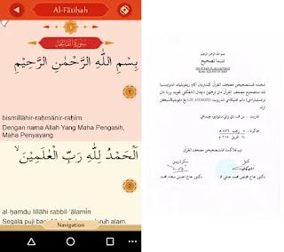 5 Aplikasi Al-Quran Android Bersertifikat Tashih dari Kementerian Agama RI