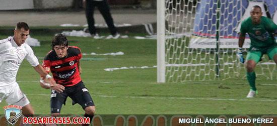 No bastó la honrilla en Cúcuta: América de Cali jugará otro año en el Torneo de Ascenso | Rosarienses, Villa del Rosario