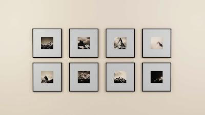 Peluang Usaha Bingkai Foto yang Dapat Dijalankan di Rumah