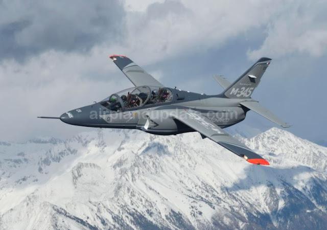 Aermacchi M-345 Jet Trainer