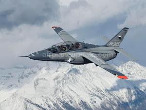 Aermacchi M-345 Jet Trainer Specs, Cockpit, Engine and Price