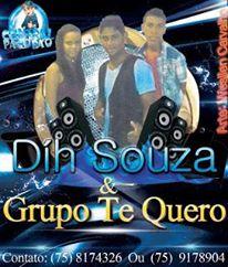 DIH SOUZA  & GRUPO TE QUERO   SÓ RECORDAÇÕES