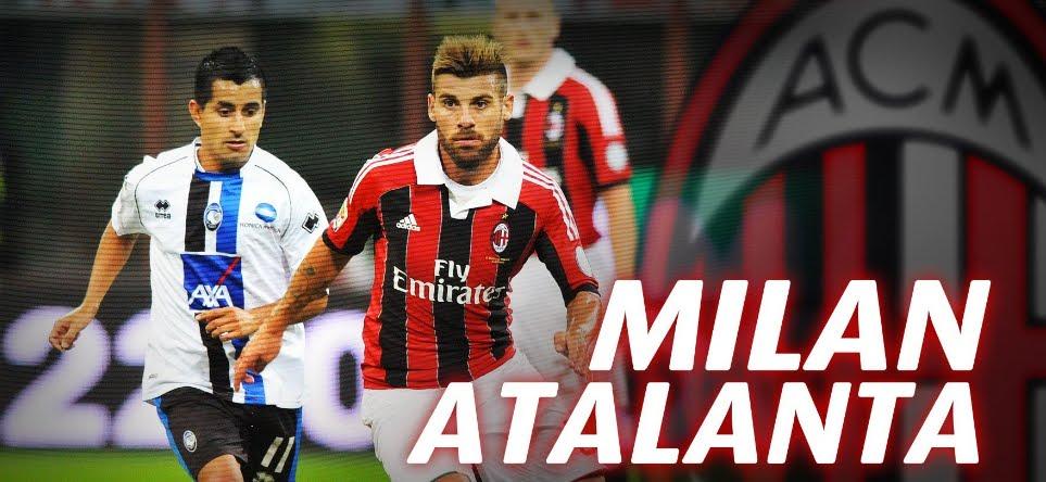 Diretta MILAN-ATALANTA Streaming: orario canale tv formazioni