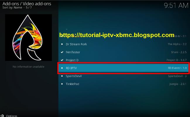 Rd Iptv Kodi Addon Repo Iptv Free On Kodi - New Kodi Addons