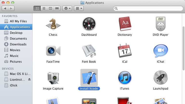 Installing iOS SDK and Xcode on Windows 7