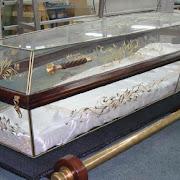 В Китае обнаружили хрустальные гробы с мумиями