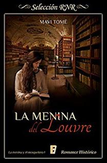 Menina del Louvre- Mavi Tome