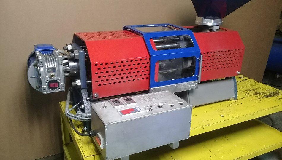 unique business idea Mini thermoplastic machine