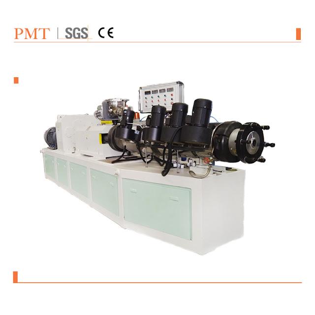 Máquina extrusora de folha, 300 milímetros Tubulação Do Pe Máquina Extrusora de Plástico