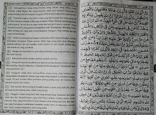 Jual Al-Qur'an Hafalan