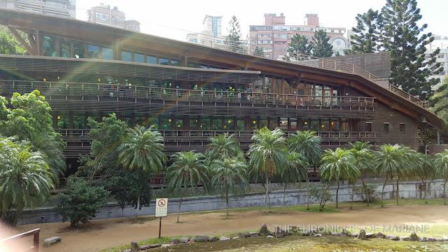 Taiwan library