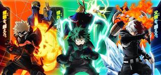僕のヒーローアカデミア | ヒロアカ映画 | 冬 コスチューム | 第3弾 ワールド ヒーローズミッション | My Hero Academia World Heroes Mission | Hello Anime !
