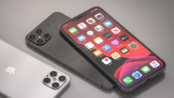 Mr. White Reveals The Design Of iPhone 12 Large Notch Display