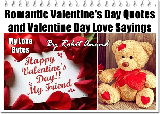 Valentine Love Pictures Quotes Valentine Day Him, Family, Husband, Wife By Rohit Anand