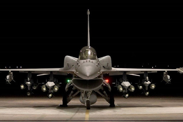 Indonesia plans buy F-16V