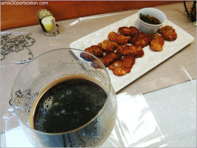 Mi Cena de Thanksgiving: Cerveza Negra