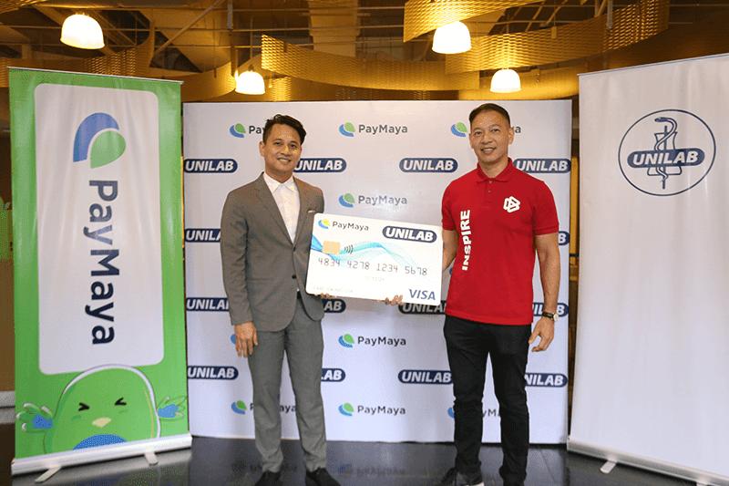 Unilab partners with PayMaya to upgrade its cashless ecosystem