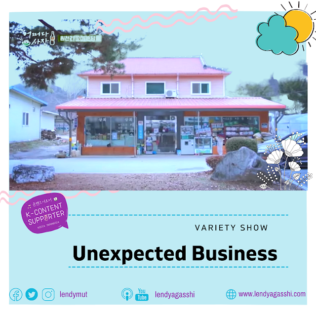 Review Reality Show Unexpected Business