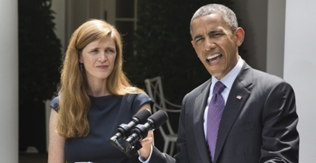 OBAMA'S TOP U.N. OFFICIAL PART OF 'HATE TRUMP' CAMPAIGN: Samantha Power 'blatantly insulted the president-elect, actively sought ways to undermine new administration'