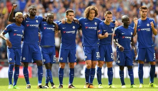 Daftar Skuad Pemain Chelsea 2017-2018 Terbaru - InfoAkurat.com