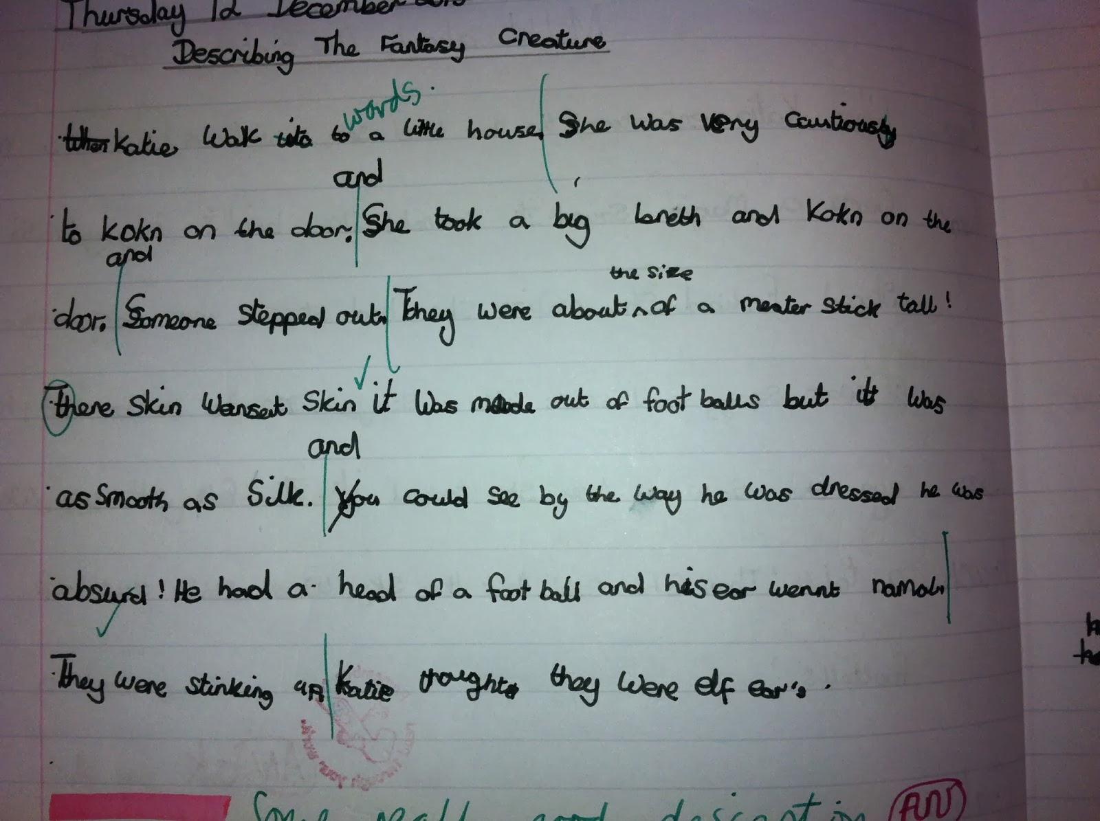 Mrs P Teach Sorting Out Sentences