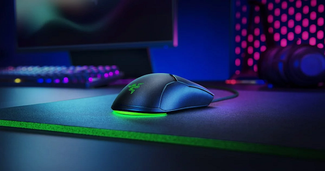 Gaming Mouse and Mouse Mat