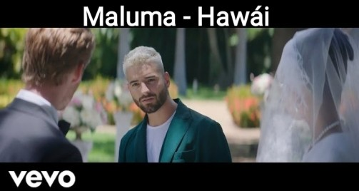 Maluma - Hawái Lyrics | M5