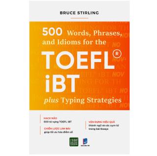 500 Words Phrases, Idioms Forr The TOEFL iBT Plustyping Strategies ebook PDF EPUB AWZ3 PRC MOBI
