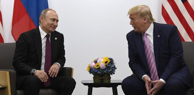 ΗΠΑ: Η Ρωσία παρεμβαίνει για να επανεκλεγεί ο Τραμπ