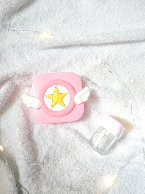 Case de lentes de contato - Sakura Card Captor