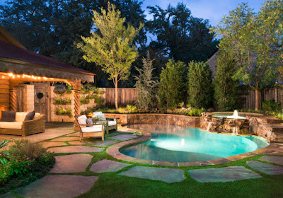 Low Maintenance Backyard Design