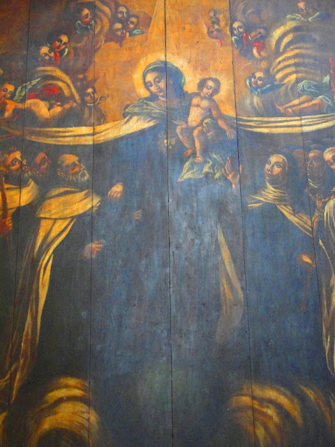 Interior da igreja Santo Antonio do Carmo de Olinda/Igreja do Carmo