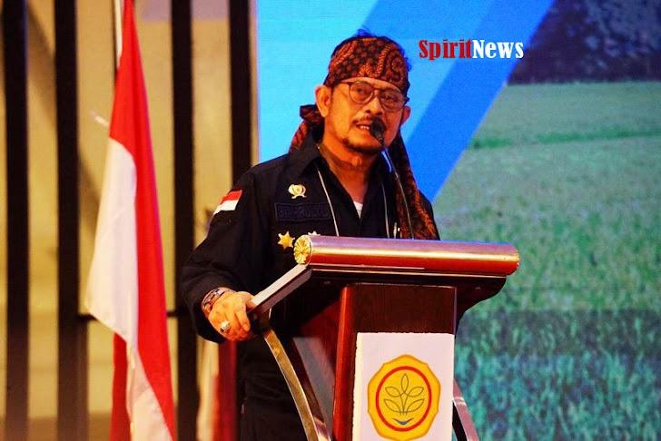 Menteri Pertanian, Petani Adalah Pekerjaan Mulia dan Bermanfaat Luas