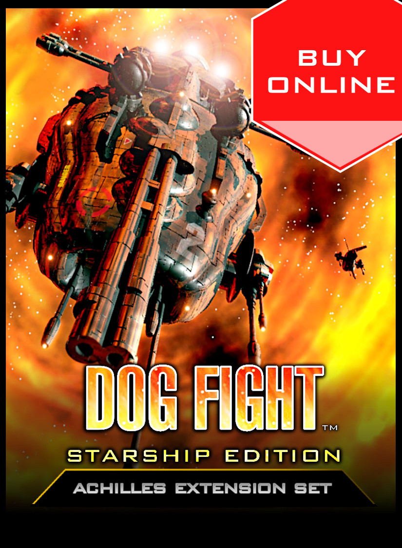 Dog Fight: Starship Edition Achilles Extension Set