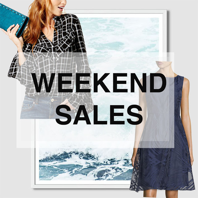 Boston Life and Style Blogger, The Northern Magnolia, is sharing the best weekend sales on the web!