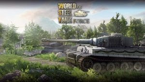 World Of Steel: Tank Force MOD v1.0.1 Apk