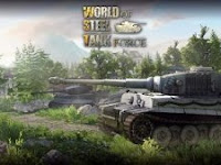 TeWorld Of Steel: Tank Force MOD v1.0.1 Apk terbaru