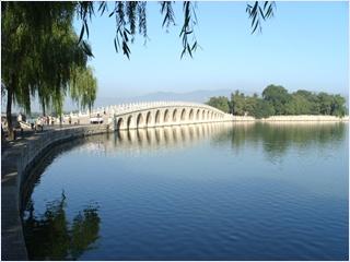 สะพาน 17 โค้งพระราชวังฤดูร้อน (Summer Palace)