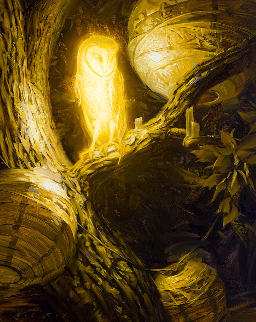 Bioluminescence IX by Rob Rey - robreyfineart.com