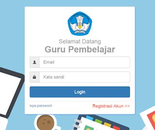 Info Pendidikan SIM PKB - Guru Pembelajar Tahun 2017 Terbaru